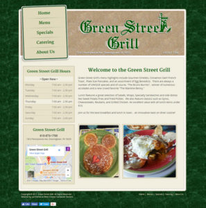 Green Street Grill West Chester PA